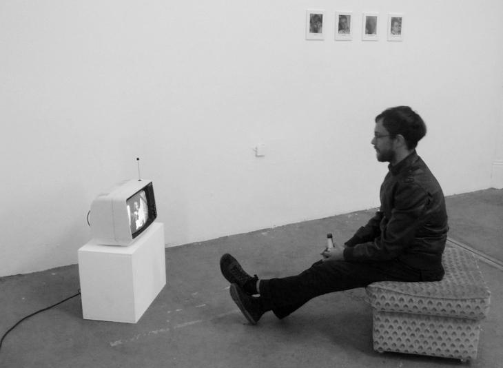 Kerstin Honeit – Junost Bang (Installation), Show room Atelierhof Kreuzberg